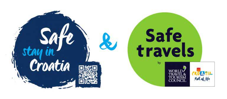 Logo Stay Safe In Croatia